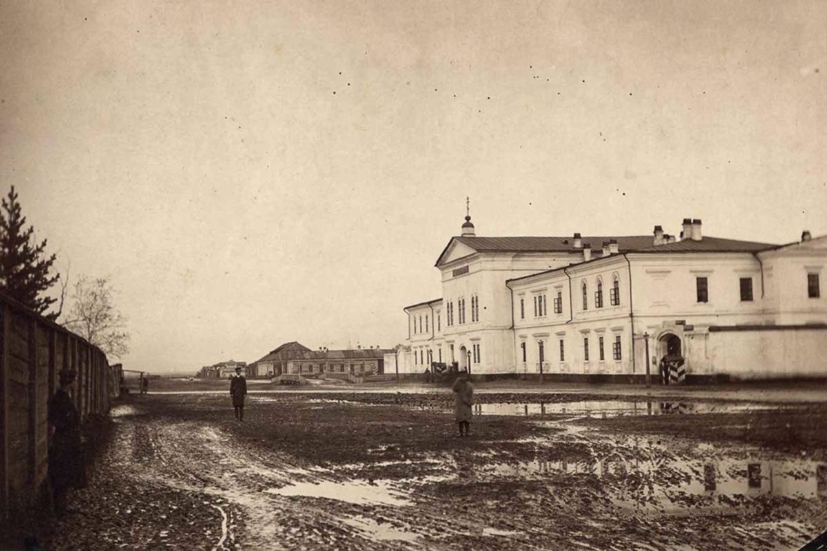 Иркутский тюремный замок