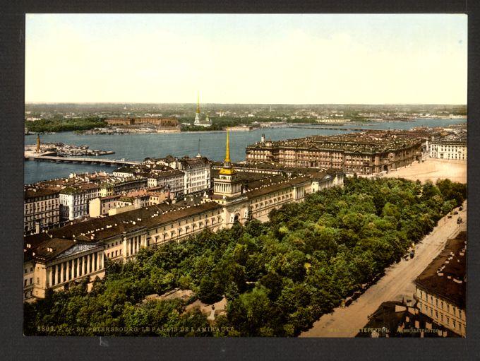 Санкт-Петербург, начала ХХ века, Россия
